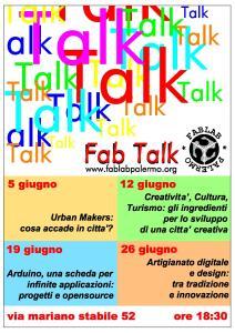 Fab Talk Giugno 2014