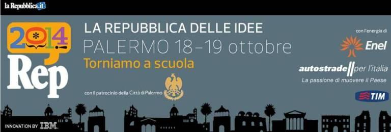 Next-La Repubblica delle idee a Palermo