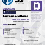 Workshop di arduino