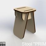 """Stool """"PRIMO"""""""