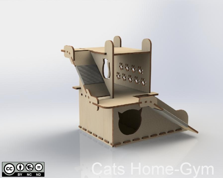 Cats Home-Gym