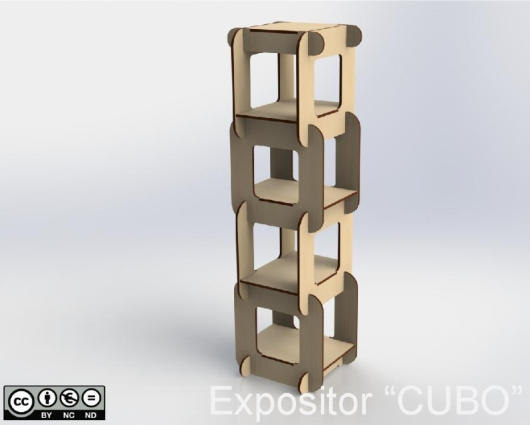 "Expositor ""CUBO"""