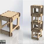 Stool ---> Expositor