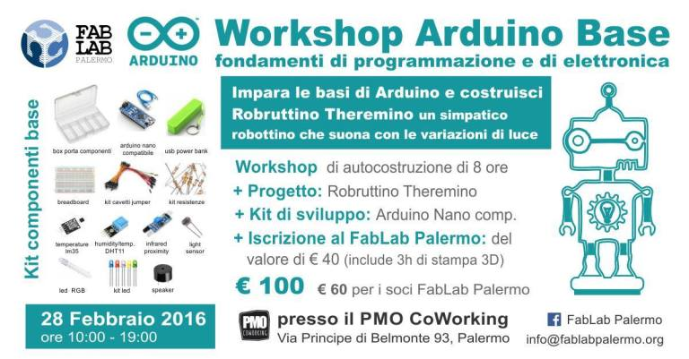 Workshop Arduino_Robruttino Themerino