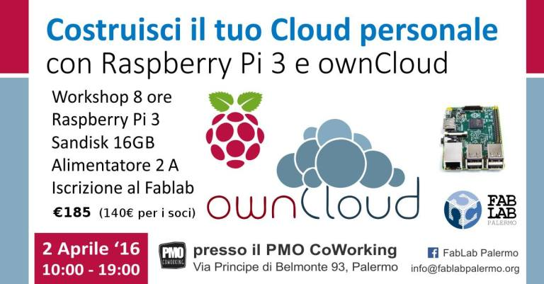Workshop di Raspberry Pi3