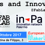 Maker and Innovators@FabLab Palermo