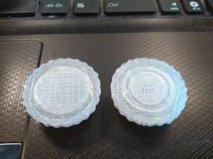 i pomelli della radio phonola stampanti in 3D