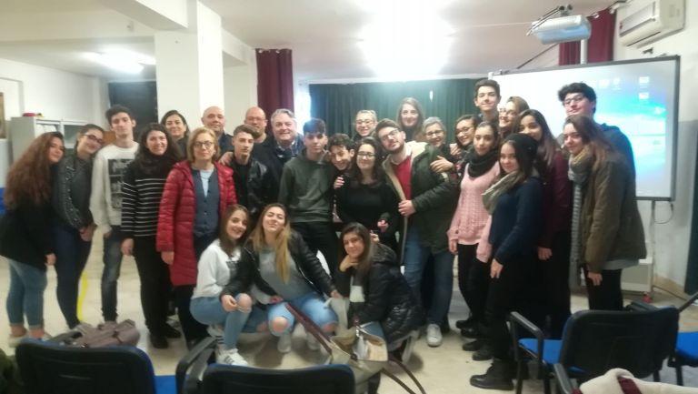 FabLab Palermo al Liceo De Cosmi