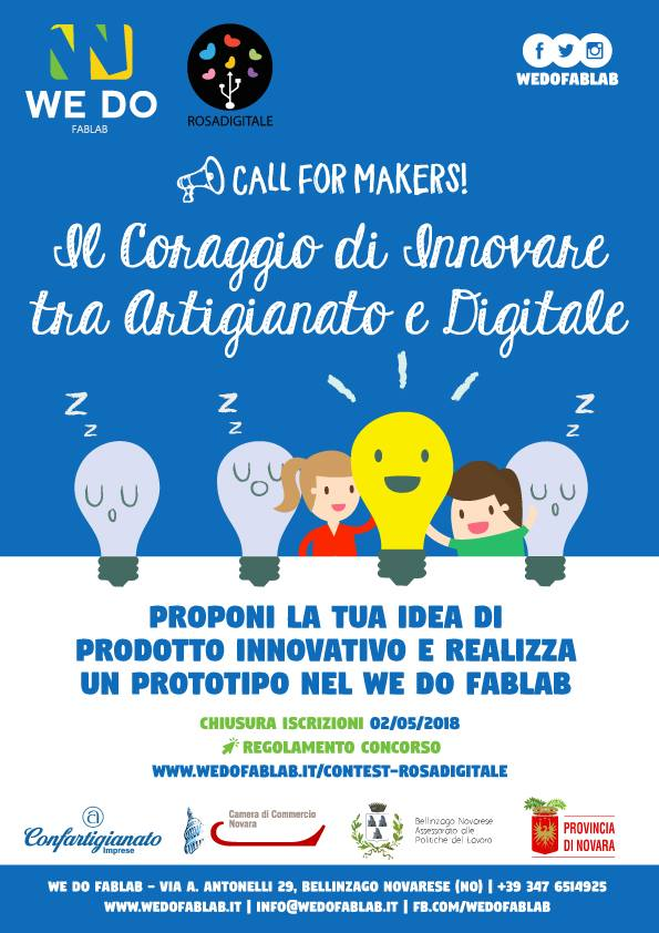 FabLab Palermo - We Do FabLab