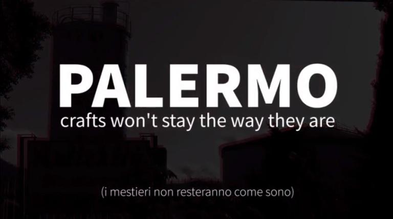 FabLab Palermo_Artigianato Tradizionale e Digitale a confronto