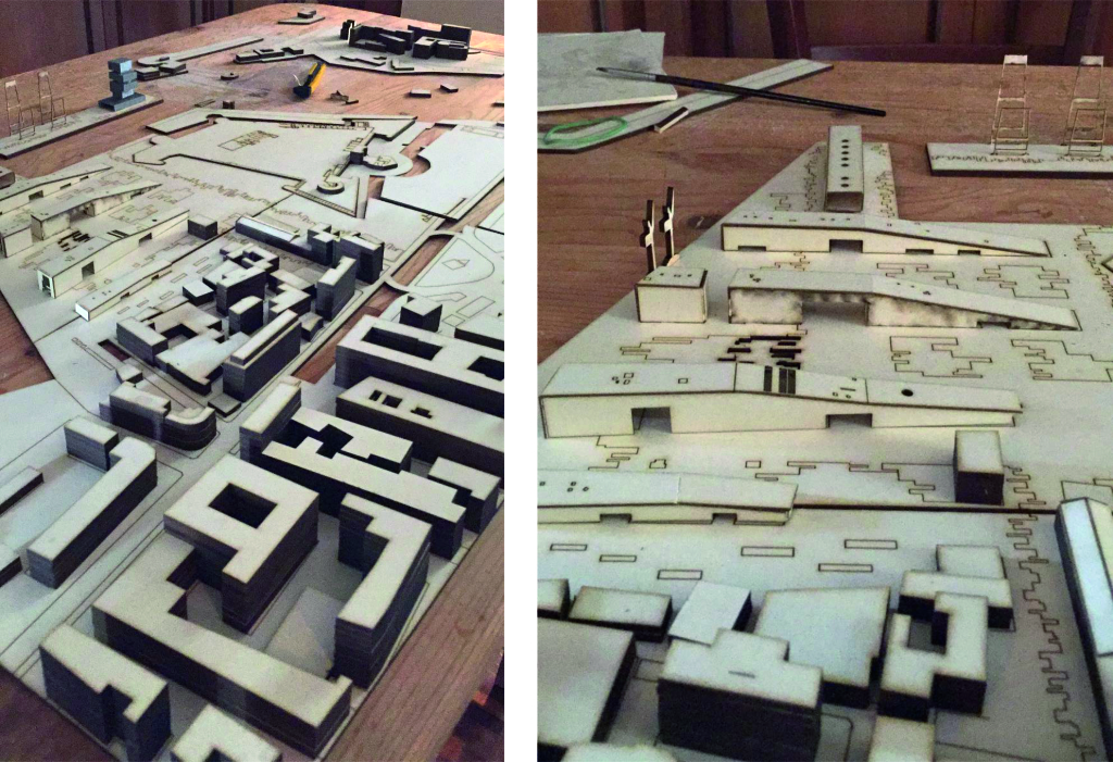 FabLab Palermo Plastici Architettura