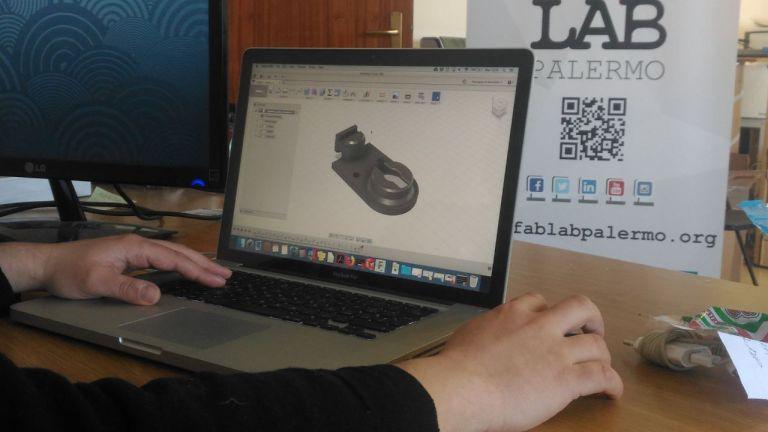 FabLab Palermo_Modellazione 3D