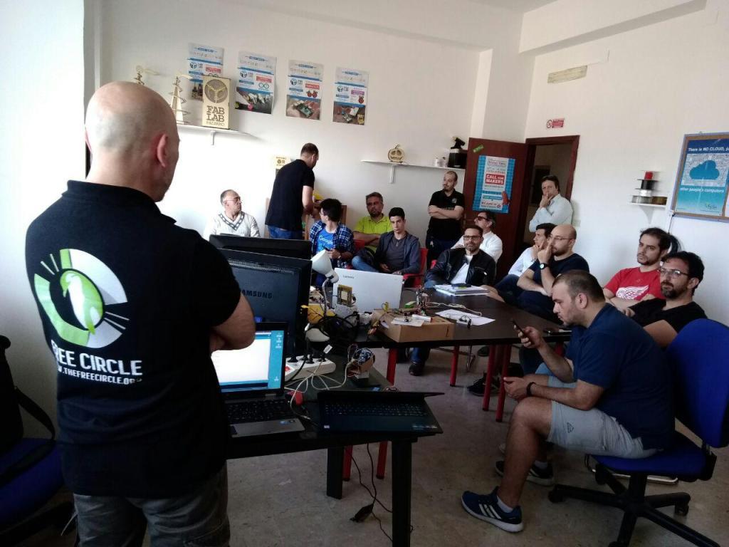 FabLab Palermo Arduino