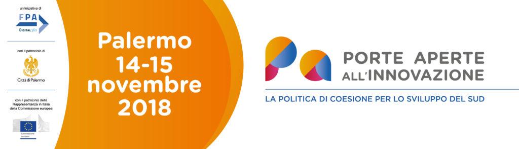 fablab palermo innovazione forumPA