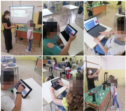 Corso modellazione 3D_Liceo Dettori_Tempio_Olbia_FabLab Palermo