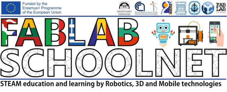 FabLab-SchoolNet-FabLab-Palermo-Erasmus+